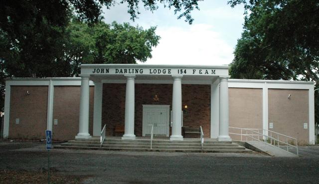 John Darling Lodge #154 F &